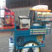 Los carritos cafeteros del Mercado Oriental