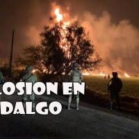 No eran Huachicoleros, pero querían Gasolina (Explosión Hidalgo Pemex)