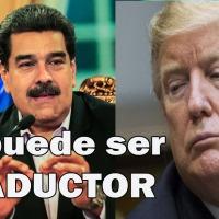 Maduro habla en ingles a Donald Trump