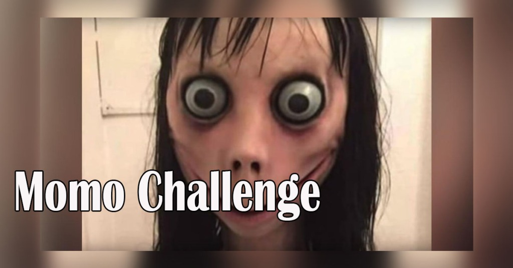 Regresa Momo Challenge a internet